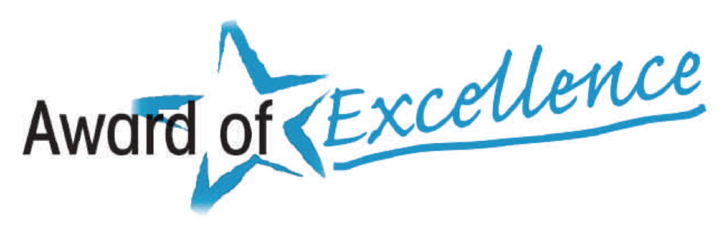 Award of Excellence logo